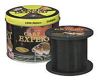 Леска Energofish Carp Expert Carbon 1000 м (черная)