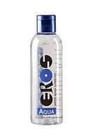 Интимный лубрикант Eros Aqua Basic 100 ml