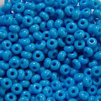 Чешский бисер для вышивания Preciosa (Прециоза) оригинальный 5г 31119-63050-10 голубой