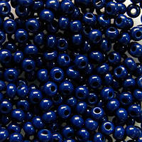 Чешский бисер для вышивания Preciosa (Прециоза) оригинальный 50 г 31119-33070-10 синий