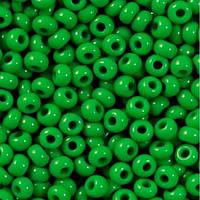Чешский бисер для вышивания Preciosa (Прециоза) оригинальный 5г 31119-53250-10 зеленый