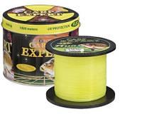 Леска Energofish Carp Expert UV Fluo Yellow 1000 м (желтая)