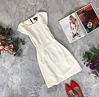 Красивое платье приталенного силуэта  DR1914071