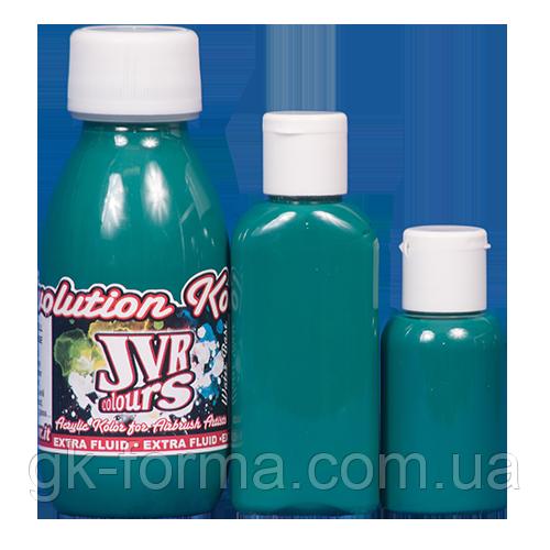 JVR Revolution Kolor, opaque emeralde green #122,30ml