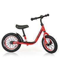 Велобег детский красный Profi Kids
