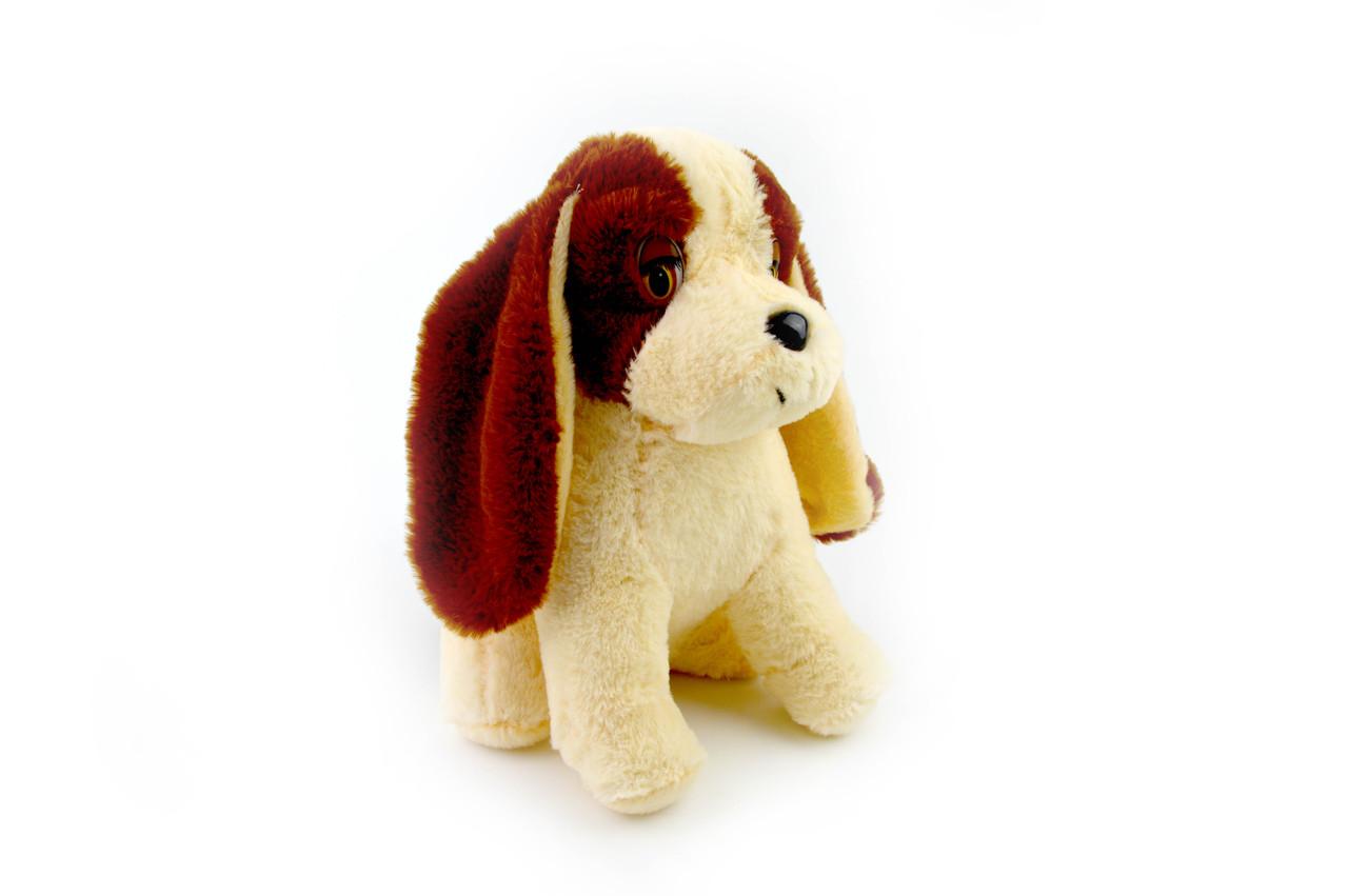 М'яка іграшка Собака Дік