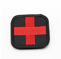 Шевроны военные! Нашивка Красный крест!