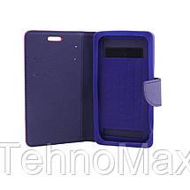 Чехол книжка Goospery для Meizu A5 + Внешний аккумулятор (Powerbank) 2600 mAh (в комплекте). Подарок!!!, фото 3