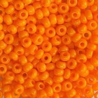 Чешский бисер Preciosa (Прециоза) оригинал 5г 31119-93110-10 оранжевый