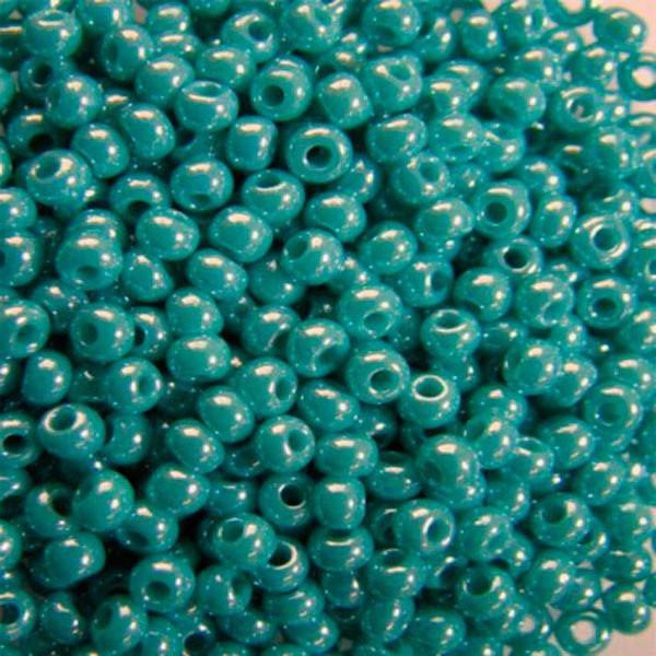 Чешский бисер Preciosa (Прециоза) оригинал 5г 33119-68130-10 бирюзовый