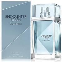 Акция! Мужская парфюмированная вода Calvin Klein Encounter Fresh 100 мл