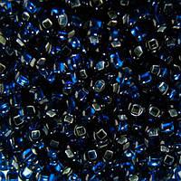 Бисер чешский для рукоделия Preciosa (Прециоза) оригинальный 5г 33129-67100-10 Синий
