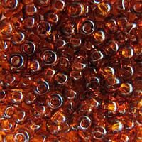 Бисер чешский для рукоделия Preciosa (Прециоза) оригинальный 5г 31119-10110-10 Коричневый
