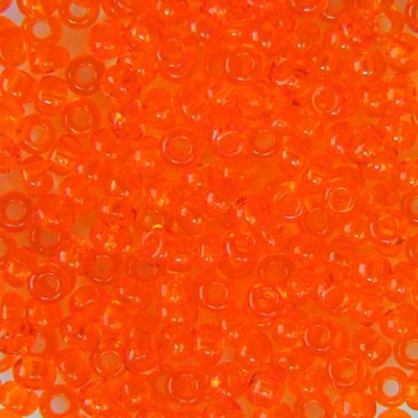 Бисер чешский для рукоделия Preciosa (Прециоза) оригинальный 5г 31119-90000-10 Морковный