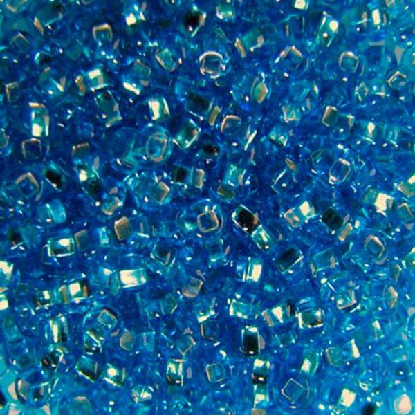 Бісер чеський для рукоділля Preciosa (Прециоза) оригінальний 5г 33129-67030-10 Блакитний