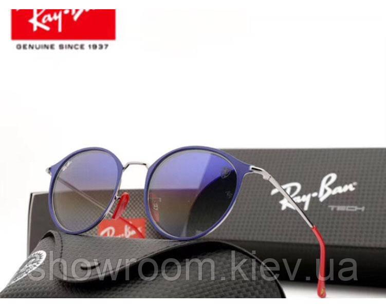 Солнцезащитные женские очки в стиле RAY BAN (3602  024/3F)