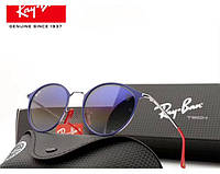Солнцезащитные женские очки в стиле RAY BAN (3602  024/3F), фото 1
