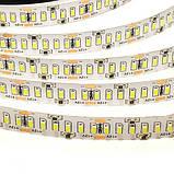 Светодиодная лента B-LED 2R-3014-240 W 10-12 LM/LED белый, негерметичная, 5метров, фото 3