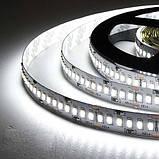 Светодиодная лента B-LED 2R-3014-240 W 10-12 LM/LED белый, негерметичная, 5метров, фото 2
