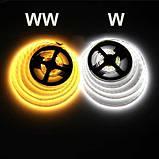 Светодиодная лента B-LED 2R-3014-240 W 10-12 LM/LED белый, негерметичная, 5метров, фото 4