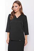 Блуза 1795 черный