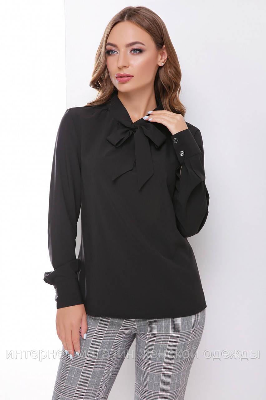 Блуза 1797 черный