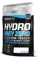 Протеин BioTech USA Hydro Whey Zero 454g шоколад