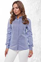 Рубашка 1766 джинс