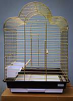 """Клетка для птиц """"Tulip"""" (зол) 46,5х36х65 см, фото 1"""