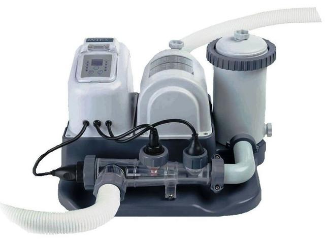 Фильтрационная установка картриджная (Intex 54616)