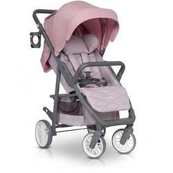 Детская прогулочная коляска с подстаканником EURO CART FLEX