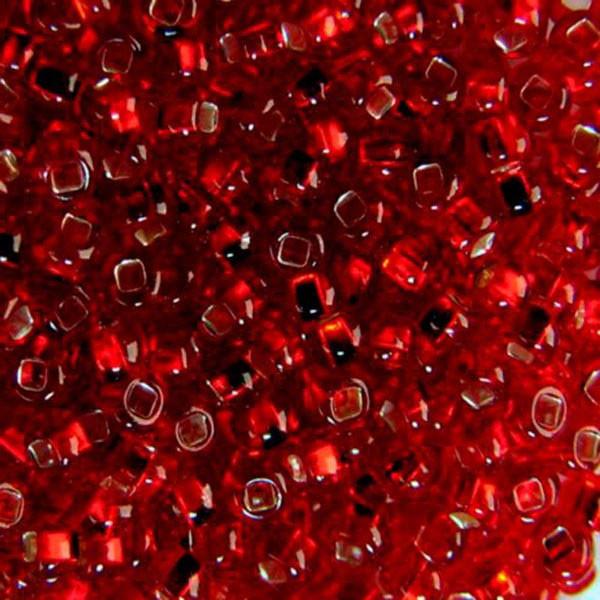 Бисер чешский Preciosa (Прециоза) оригинальный 5г 33129-97090-10 Вишневый