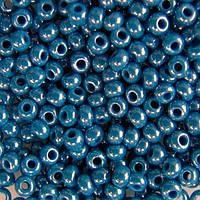 Бисер чешский Preciosa (Прециоза) оригинальный 5г 33119-68080-10 Синий