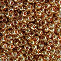 Бисер чешский Preciosa (Прециоза) оригинальный 5г 33119-18184-10 Коричневый