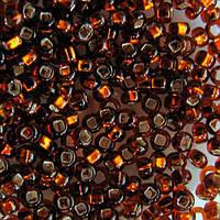 Бисер чешский Preciosa (Прециоза) оригинальный 5г 33129-17110-10 коричневый