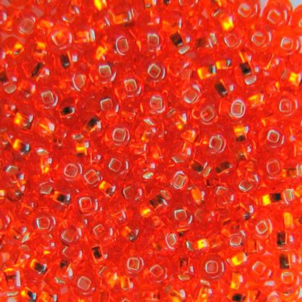 Бисер чешский Preciosa (Прециоза) оригинальный 5г 33129-97030-10 оранжевый