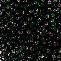 Бисер чешский Preciosa (Прециоза) оригинальный 5г 33129-57150-10 зеленый