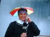 Зонт на голлову/зонт-шляпа d 55 см.