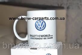 Фарфоровая кружка Volkswagen Motorsport Cup
