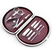 Маникюрный набор №D-7, женские наборы , подарок для женщин , уход за ногтями