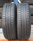 Шины б/у 195/65 R15 Bridgestone B250, ЛЕТО, 5.5 мм, пара, фото 5