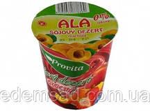 """Десерт растительный безглютеновый низкобелковый с абрикосом ALA """"Provita"""", 135г"""