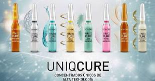Uniqcure- Ампульные концентраты для домашнего ухода