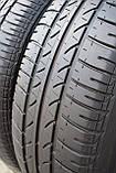 Шины б/у 195/65 R15 Bridgestone B250, ЛЕТО, 5.5 мм, пара, фото 3