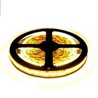 Светодиодная лента B-LED 3014-240 WW теплый белый, негерметичная, 1м, фото 1