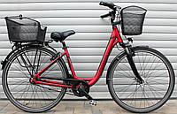 Велосипед дамский Pegasus Solero SL Wave 8 (2017 год)