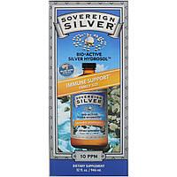 Sovereign Silver, Bio-Active Silver Hydrosol, 10 мкг/мл, 946 мл (32 жидких унции)