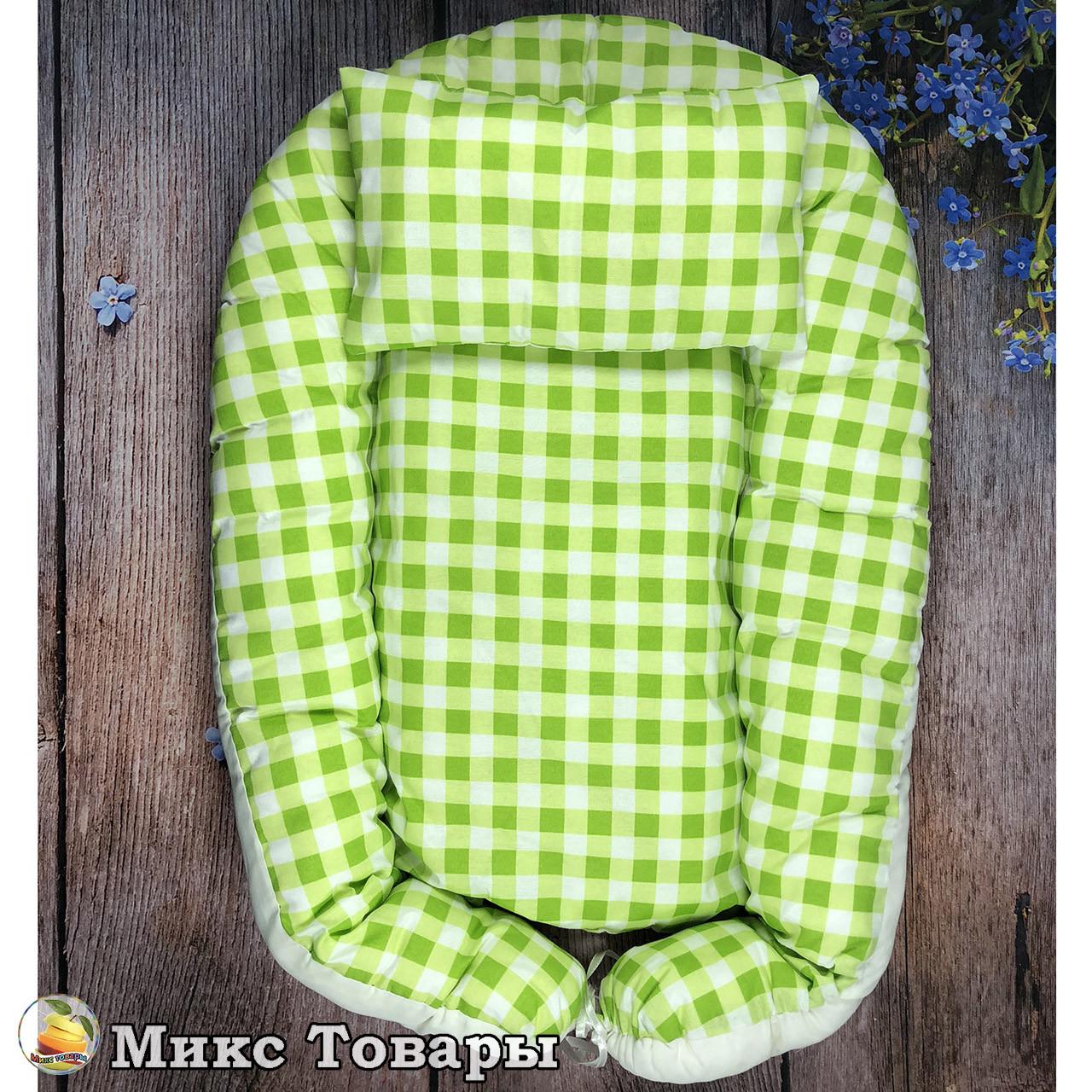 Матрас и подушечка для малыша Размер: 55- 68 см (8395)