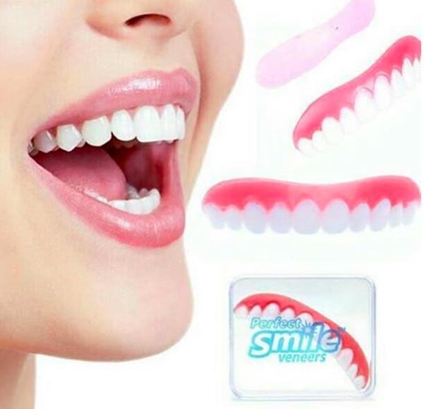Виниры для зубов почтой