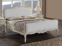 Кровать Богемия античный белый